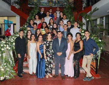 Concluye con éxito programa de formación de jóvenes líderes en Calvillo