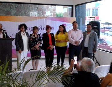 Inauguran refugio para mujeres víctimas de violencia en Pabellón de Arteaga