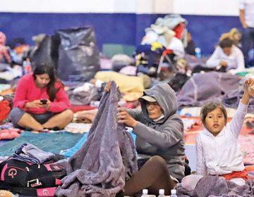 Atención médica para migrantes en albergues poblanos: diputada