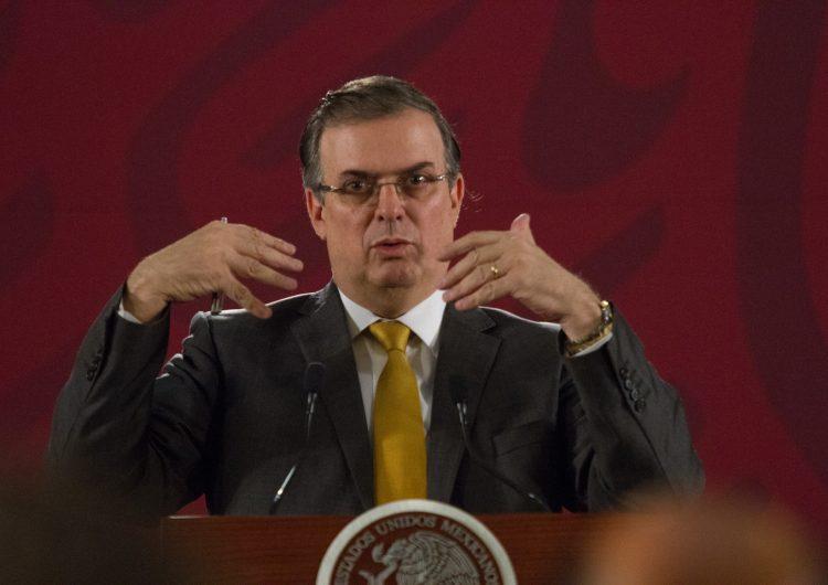 México cumple con reducción del flujo de migrantes; toca a EU su parte: Ebrard