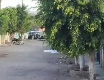 Grupo armado rafaguea casa y mata a dos personas en Apaseo el Grande