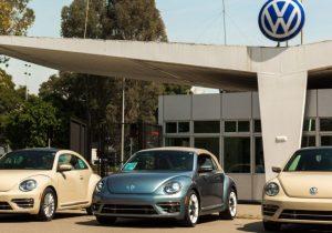 Se venderán por internet los últimos 65 Beetle de Volkswagen Puebla