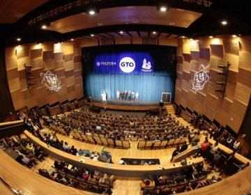 Inauguran el tercer teatro moderno de Guanajuato