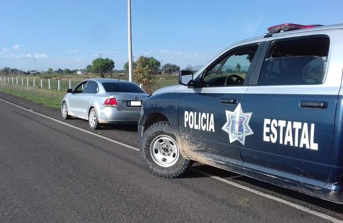 Detienen a presunto traficante de migrantes en El Llano