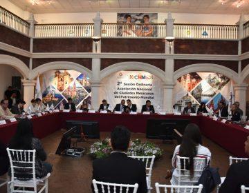 Piden al gobierno federal optimizar recursos para Ciudades Patrimonio