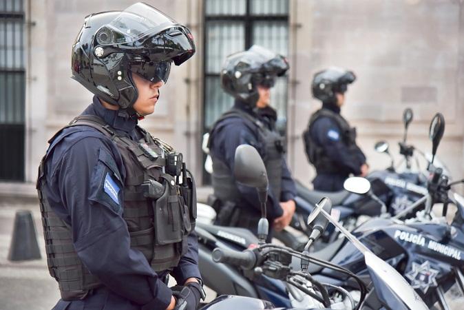 Buscan homologar salarios de policías y agentes de tránsito en Jesús María
