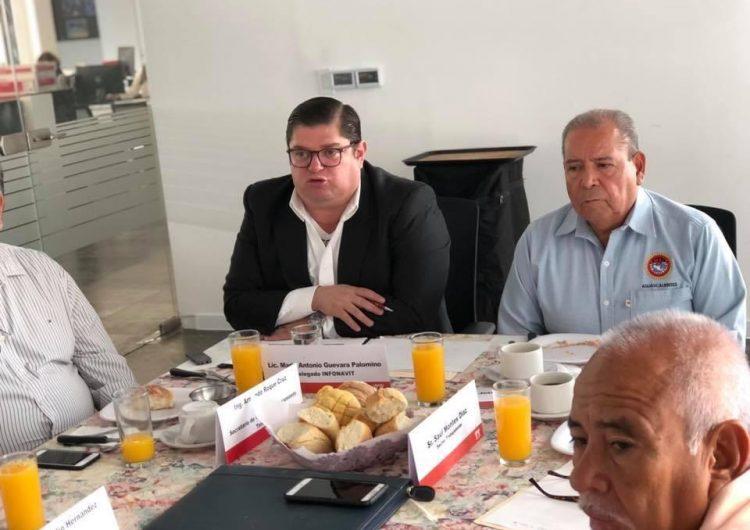 Renuncia Delegado de Infonavit en Aguascalientes