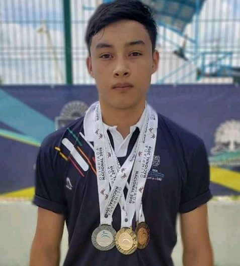 Deportista de Aguascalientes pide recursos en redes para acudir a Campeonato Panamericano