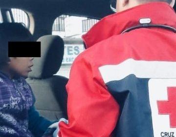 Localizan a madre de niña abandonada en el DIF Estatal