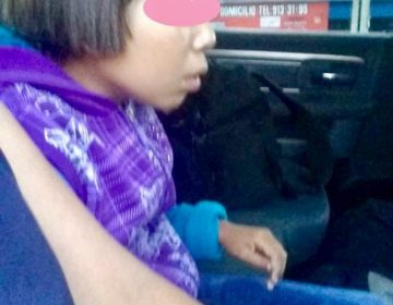 Yeimi Alize, la niña autista que fue amarrada en la entrada del DIF de Aguascalientes