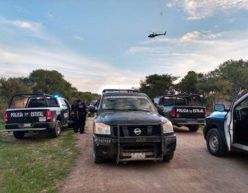 Impiden policias estatales ingreso de convoy de presuntos delincuentes