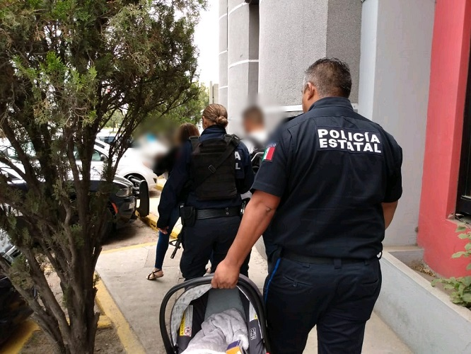 Rescatan a familia de Jalisco víctima de secuestro virtual en Aguascalientes