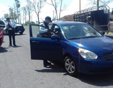 Intensifican operativo de revisión a automovilistas y motociclistas en la capital