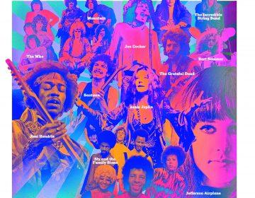 ¡Felices 50 años, Woodstock! Estos son algunos de los momentos de la fiesta del rock
