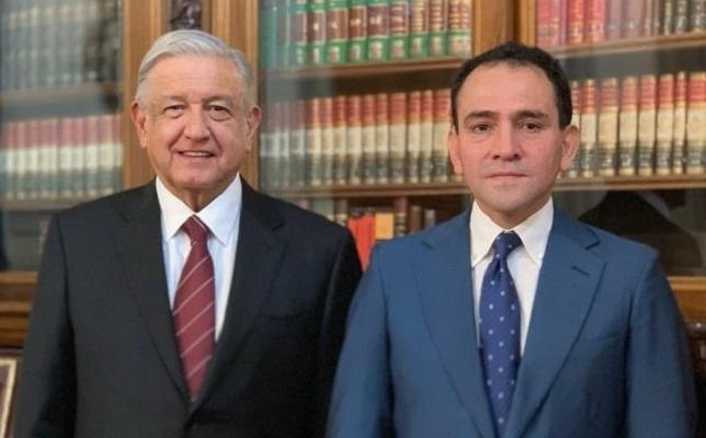 Desde Aguascalientes dan espaldarazo a nuevo titular de la Secretaría de Hacienda