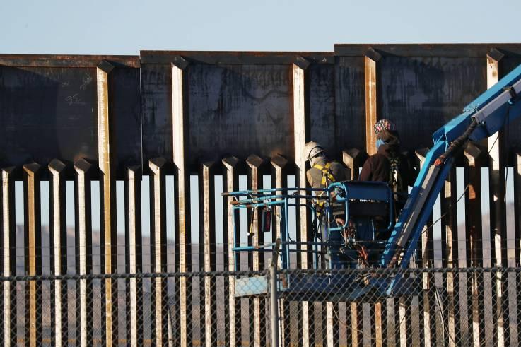 El muro de Trump ¿Cuánto se ha construido y cuándo estará terminado?