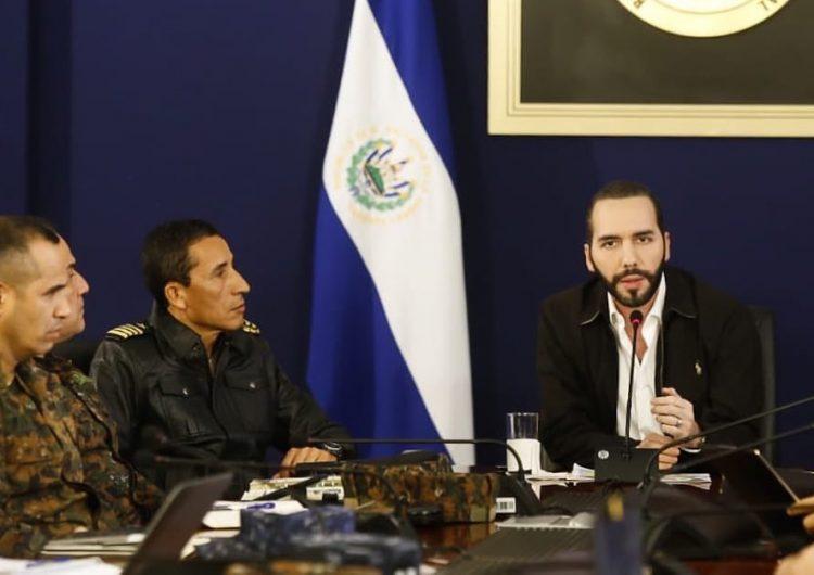Presidente de El Salvador se distancia de sus vecinos y pide a EU un acuerdo migratorio especial