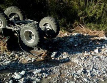 Fallecen ocho excursionistas tras desbordar arroyo en Coahuila