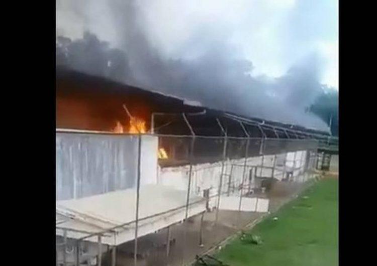 Enfrentamientos en cárcel de Brasil dejan al menos 52 muertos