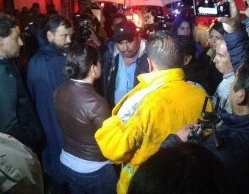Deslave de cerro en Santo Tomás Chautla; saldo 7 muertos