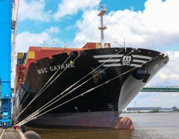 Encontraron 1,300 millones de dólares en cocaína en un barco de la financiera JP Morgan