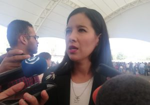Inseguridad no afecta a turismo en Guanajuato: Sophia Huett