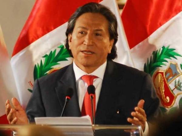 Arrestan a expresidente peruano en EU por presunta participación en el caso Odebrecht