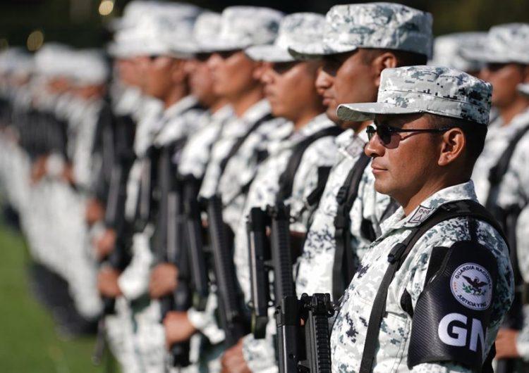 Seguridad confirma heridos de la Guardia Nacional tras enfrentamiento