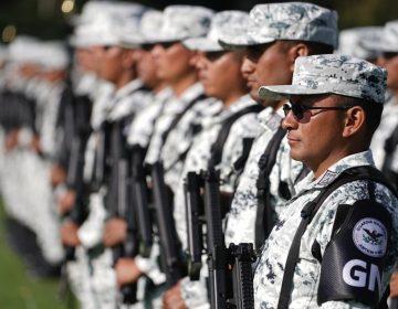 Llega Guardia Nacional a territorio guanajuatense
