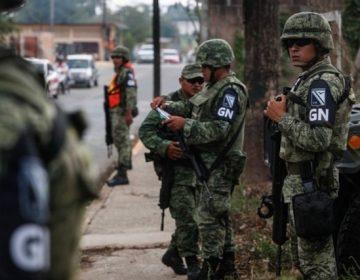 Guardia Nacional llega a cinco municipios de Coahuila