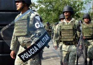 """Guardia Nacional """"apoyará"""" las tareas policiales"""
