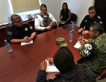 Definen municipio y estado estrategias de coordinación con la Guardia Nacional