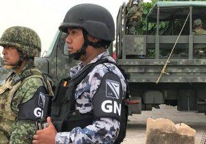 Aún se desconoce cuántos elementos de la Guardia Nacional llegarán a Puebla