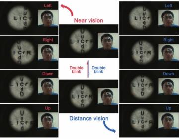 Desarrollan un lente de contacto que hace zoom cuando parpadeas dos veces