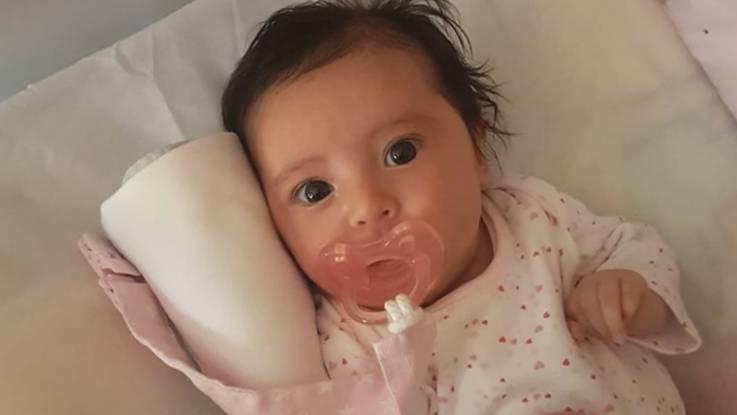 Recaudan 2 millones de dólares en donativos para un bebé que necesita la medicina más cara del mundo