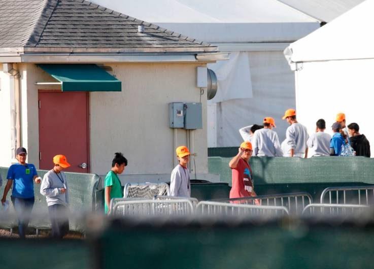 ¿Los centros de detención de inmigrantes son peores con Trump que con Obama?
