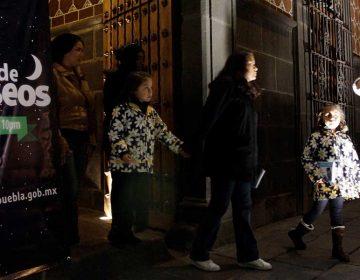 Programa de Noches de Museo en Puebla, ha sido replicado en otras ciudades