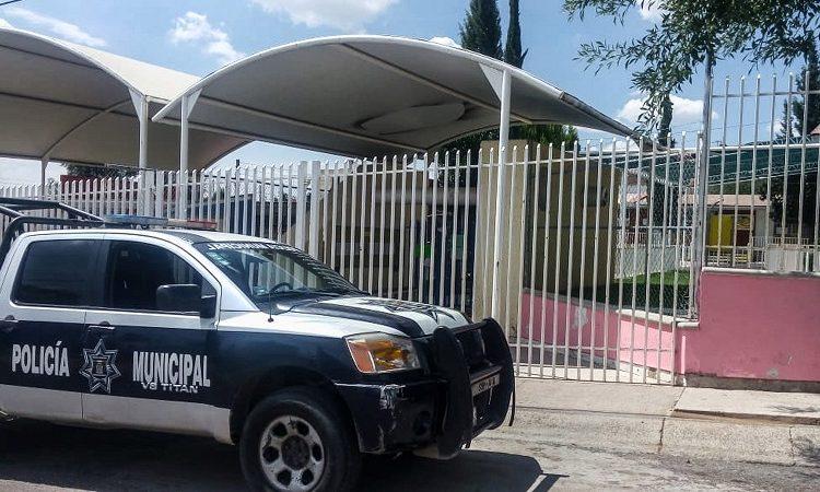 Implementan operativo de vigilancia en escuelas para evitar robos