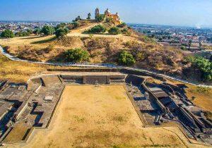 La pirámide de Cholula tiene que ser nombrada patrimonio cultural de la humanidad: Farrerons