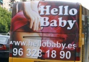 Puebla contra anuncios sexistas en el transporte público