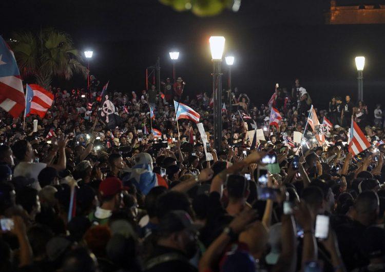 """""""He cometido errores"""": Gobernador Rosselló dice que no buscará reelección, tras protestas en Puerto Rico"""