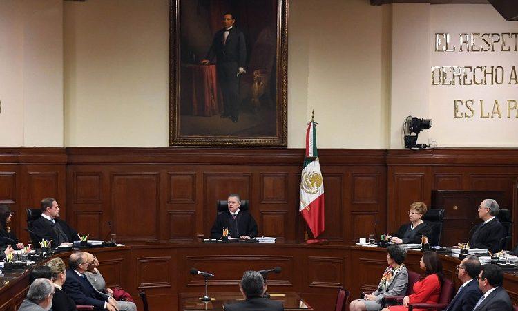 Diputados locales se extralimitan en sus funciones y SCJN les enmienda la plana