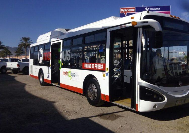 Coahuila impulsa Metrobús en Torreón pese a resistencia federal