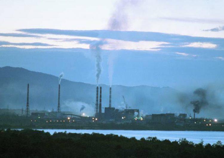 El lodo tóxico amenaza al lago más profundo del mundo y al agua dulce en él