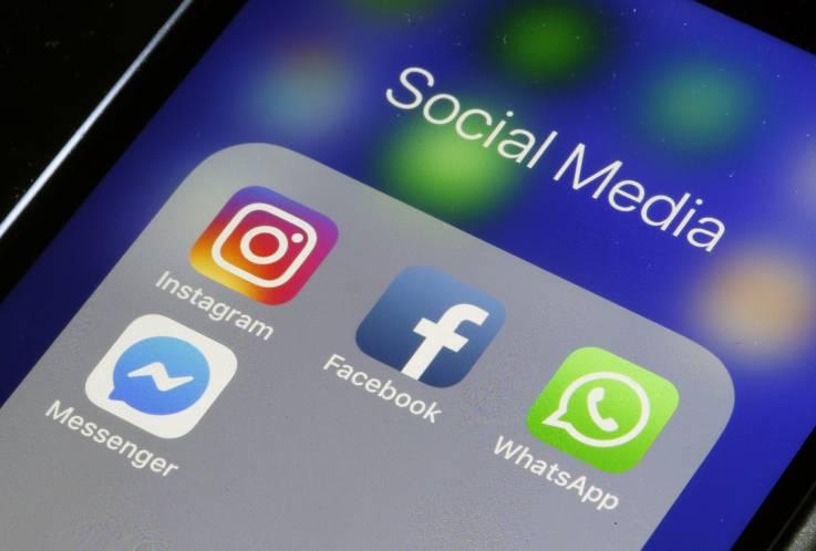 Fallan Facebook, WhatsApp e Instagram y dejan a usuarios sin poder descargar imágenes