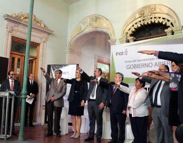 Instalan secretariado técnico de gobierno abierto en Aguascalientes