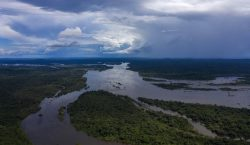 Países ofrecen ayuda para combatir incendio en el Amazonas, mientras…