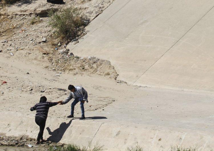 EU reporta el menor número de detenciones de migrantes de los últimos cinco meses en la frontera con México