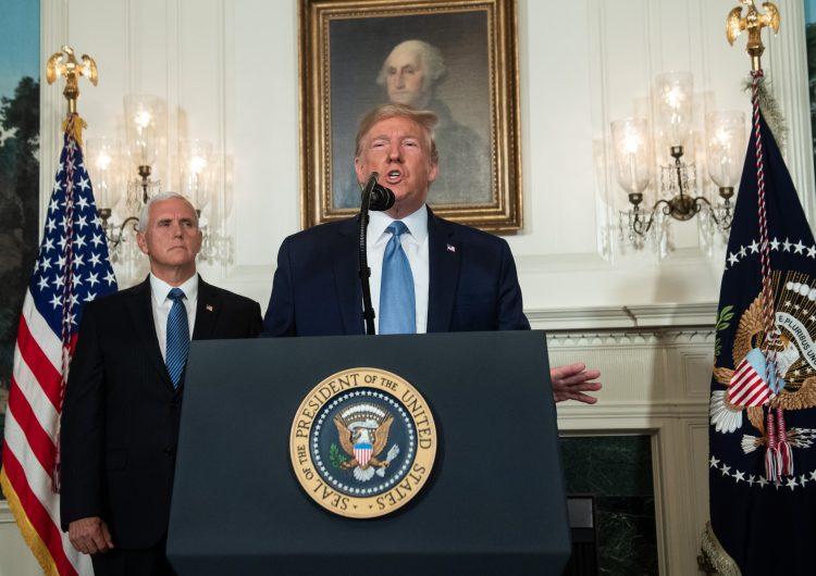 Trump afirma que el Internet radicaliza las mentes de potenciales atacantes como el de El Paso