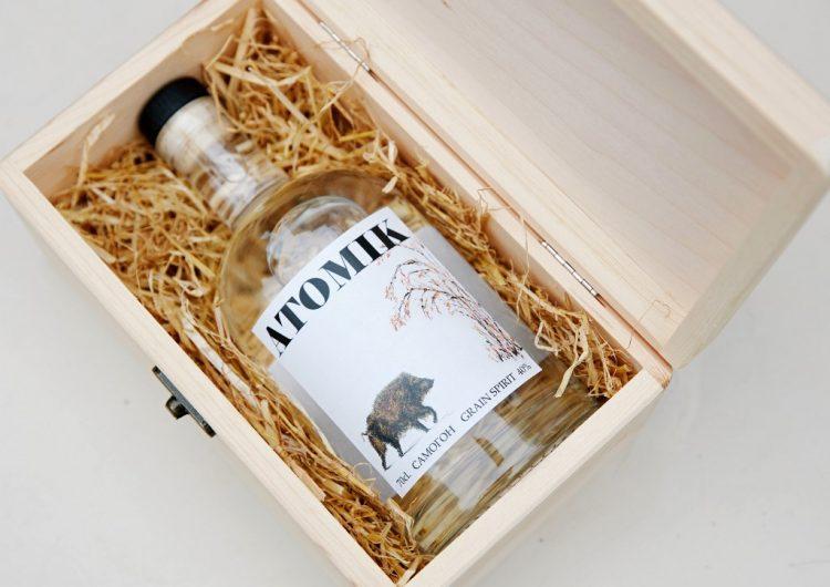 Científicos británicos fabrican un vodka no radioactivo en Chernóbil